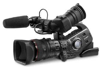 Die Kamera . . .